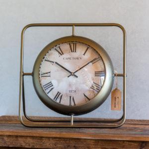 Velké stolní hodiny CAPE TOWN 1870
