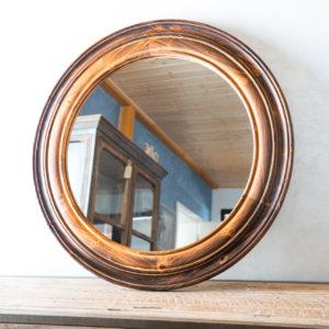 Velké vintage zrcadlo