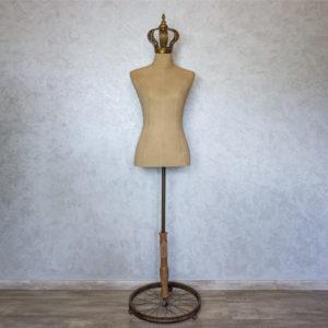 Designová krejčovská panna ve vintage stylu